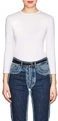 ATM Anthony Thomas Melillo Women's Stretch-Cotton T-Shirt