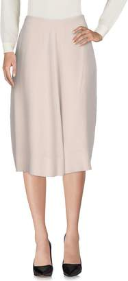 Jil Sander 3/4 length skirts