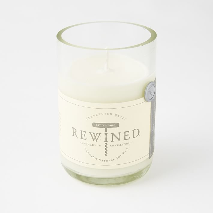 Rewined Candles - Clear