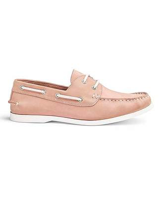 Boat Shoes Wide Fit