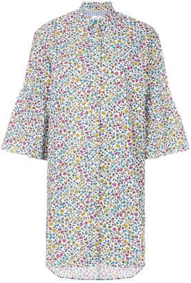 Paul Smith floral print shirt dress