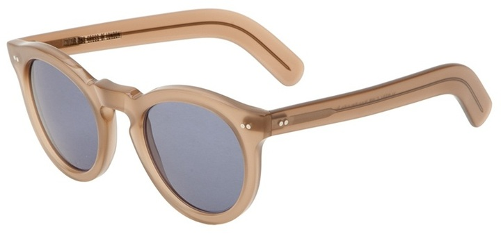 Cutler & Gross Round sunglass