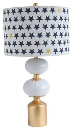"""3.1 Phillip Lim Creative Co-op 31\"""" Ceramic Metal Table Lamp"""