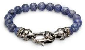 Stephen Webster Ravens Head Beaded Bracelet
