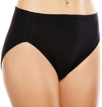 Vanity Fair Illumination Cotton-Blend Hi-Cut Panties - 13315