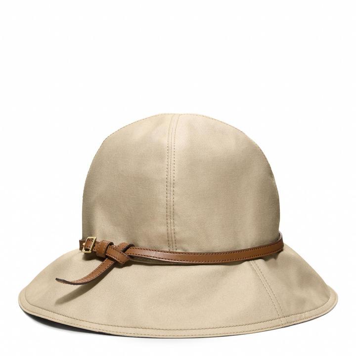 Coach Midfloppy Hat