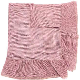 Cecilia Prado metallic knit scarf