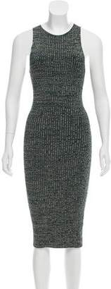 Ronny Kobo Sleeveless Midi Dress