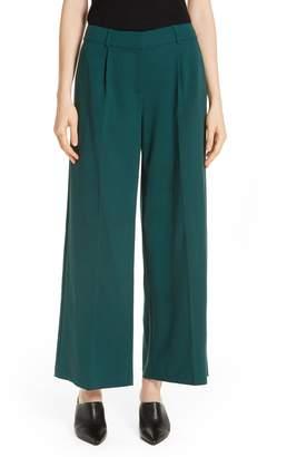 Eileen Fisher Wide Leg Trousers