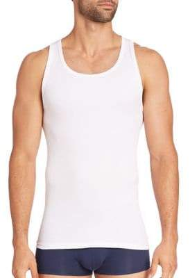 Calvin Klein Underwear Three-Pack Classic Cotton Tank