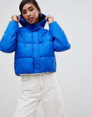 Brave Soul karen padded jacket with hood