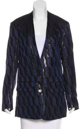 Dries Van Noten Brocade Structured Blazer w/ Tags