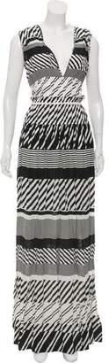 Tomas Maier Sleeveless Silk Maxi Dress w/ Tags