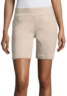 Liz Claiborne 7 Pull On Shorts