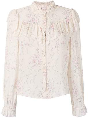 LoveShackFancy Love Shack Fancy Erica blouse