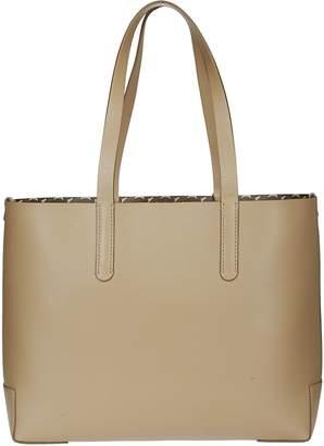 Burberry Open Top Tote Bag