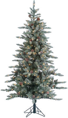 Sterling Tree Company 6Ft Lightly Flocked Mckinley Pine
