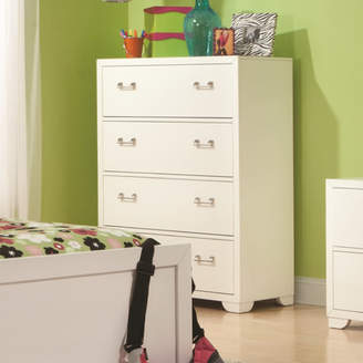 Latitude Run Clarksville 4 Drawer Chest