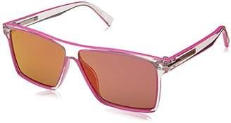 Marc Jacobs Men's Marc222s Polarized Rectangular Sunglasses