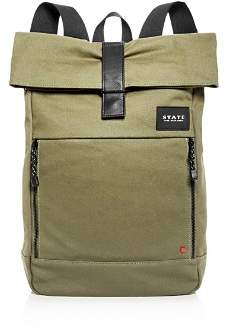 STATE Kensington Colby Canvas Backpack