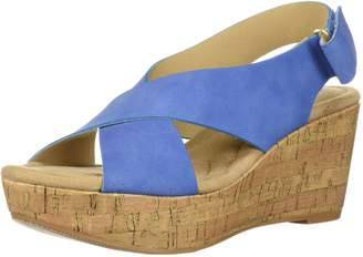 Chinese Laundry Women's Dream Girl Wedge Pump Sandal