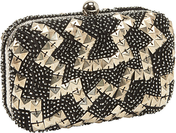 Juicy Couture Evening Bags Beaded Minaudiere