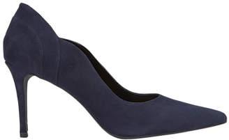 Mint Velvet Bella Scalloped Stiletto Heels