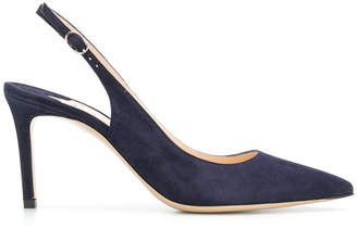 Roberto Festa sling-back pointed pumps