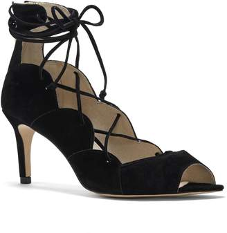 Louise et Cie Havra Lace-up Heeled Sandal