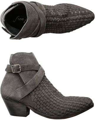 Free People Venture Ankle Boot $199 thestylecure.com