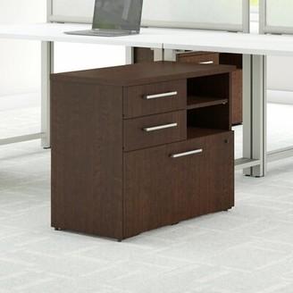 Bush Business Furniture 400 Series 3-Drawer Lateral Filing Cabinet Bush Business Furniture