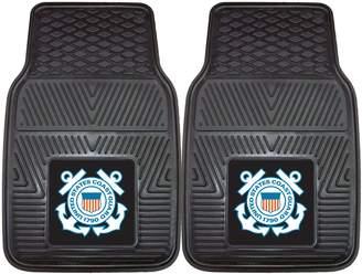 Fanmats FANMATS 2-pk. US Coast Guard Vinyl Car Floor Mats