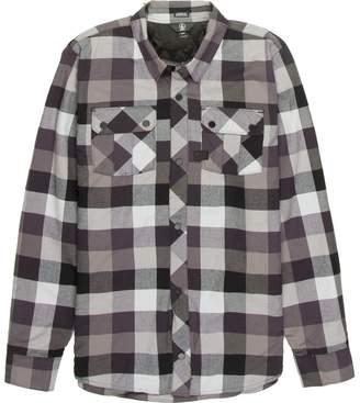 Volcom Simons Insulated Flannel Jacket - Men's