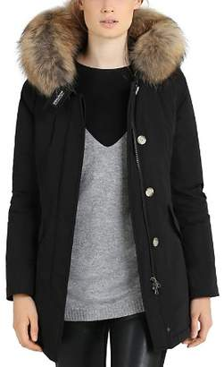 Woolrich Fur Trim Luxury Arctic Parka