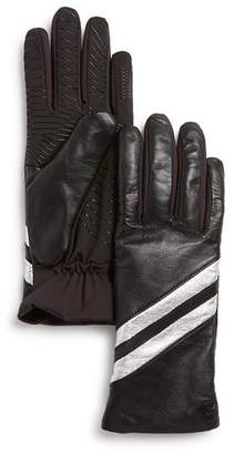 URBAN RESEARCH U/R Metallic-Stripe Gloves
