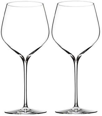 Waterford Wedgwood Elegance Cabernet Sauvignon Wine Glass Pair