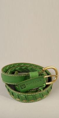 Linea Pelle Linea Pelle, Inc. Linea - Skinny W/ Leather Woven