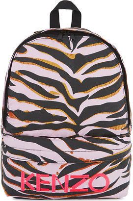 Kenzo Tiger stripe backpack $103 thestylecure.com