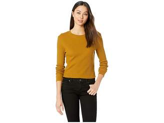 RVCA Terminal Cropped Thermal Top