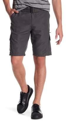 Burnside Microfiber Cargo Shorts