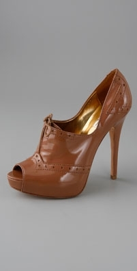 Report Signature Shoes Ellis Open Toe Oxford Pump