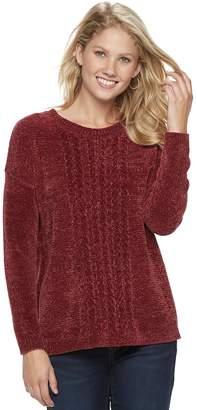 Sonoma Goods For Life Women's SONOMA Goods for Life Chenille Crewneck Sweater