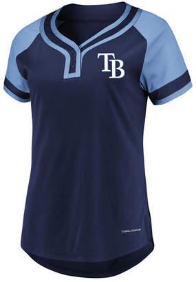 Majestic Women Tampa Bay Rays League Diva T-Shirt