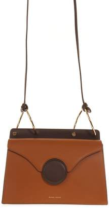 Lente Danse DANSE Brown Phoebe Bag In Leather