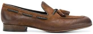 Lidfort hanging tassel slippers