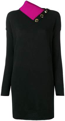 Marc Jacobs Pieced Turtleneck dress