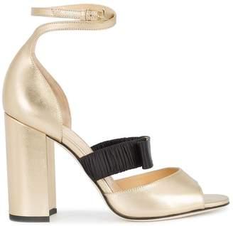 Chloé Gosselin Zuzu contrast strap sandals
