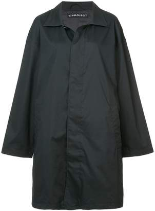 Y/Project Y / Project double layered oversize parka