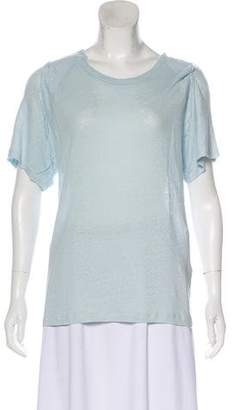 IRO Linen Milna T-Shirt w/ Tags