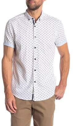 Heritage Fish Print Slim Fit Shirt